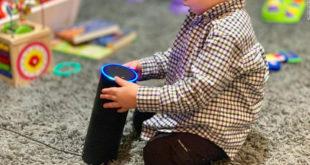 Enfants Alexa intelligence artificielle