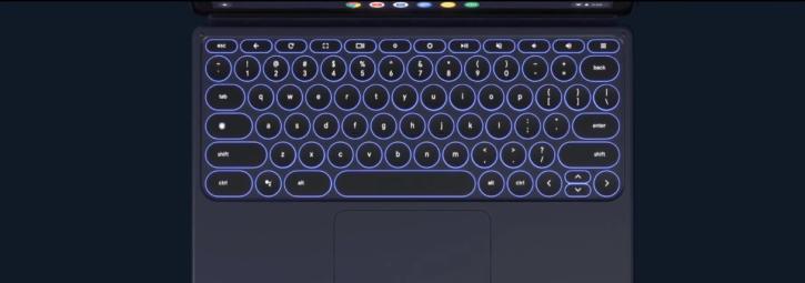 pixel slate : keyboard