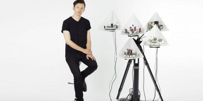 nouvelle mode : une msuique robotique