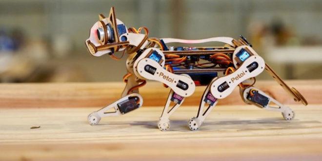 Nybble chat robot en kit apprendre à programmer