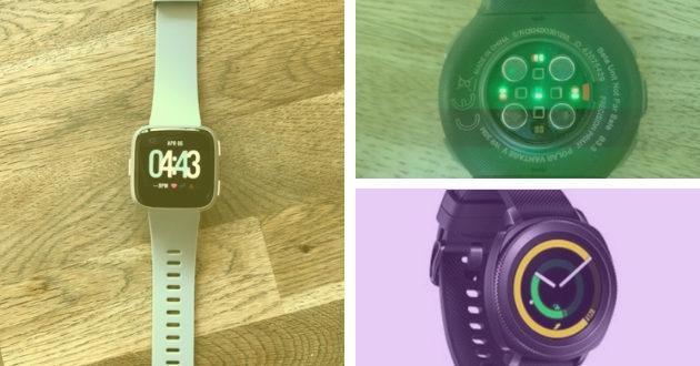Montre Cardio GPS : Notre sélection des 3 meilleures montres connectées