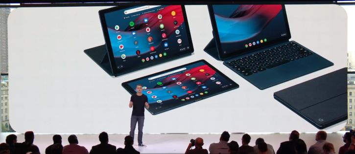 pixel slate ordinateur portable