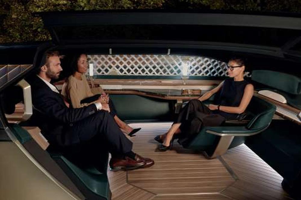 Renault limousine concept car