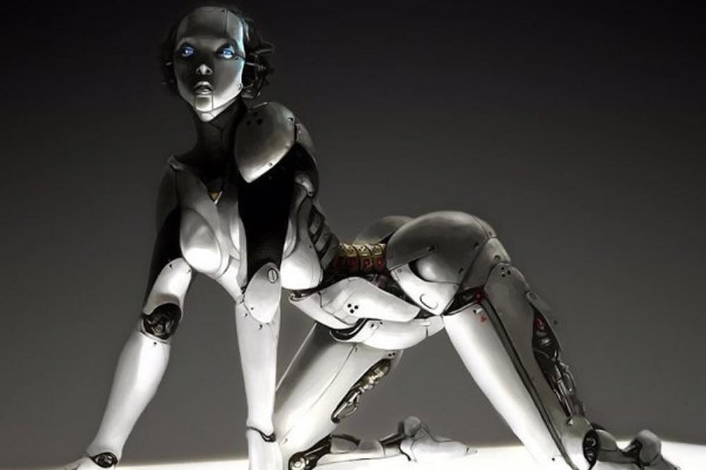 Robot sexuel BDSM