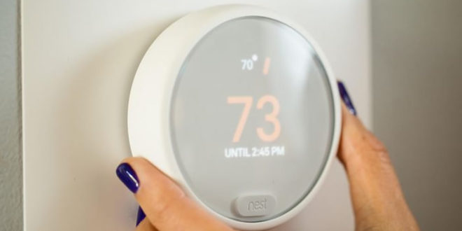 Thermostat connecté Nest