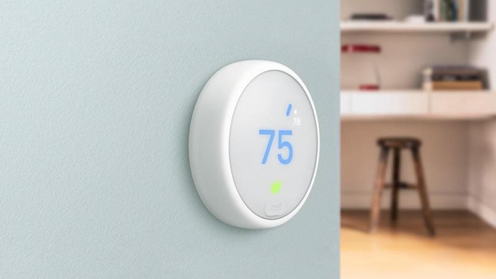 Thermostat connecté Nest petit prix