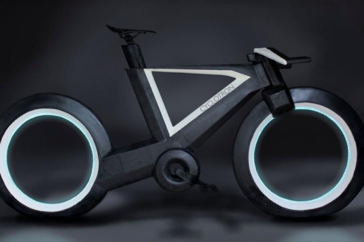 cyclotron le vélo futuriste concurence Super 73 SG