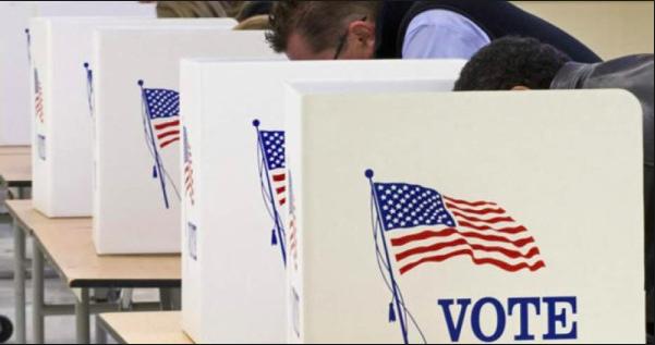 machines de vote aux USA