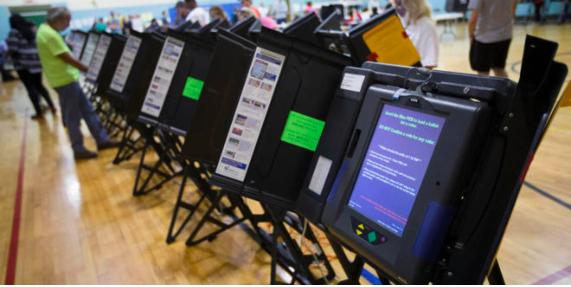 machines de vote dangereuses pour la sécurité nationale