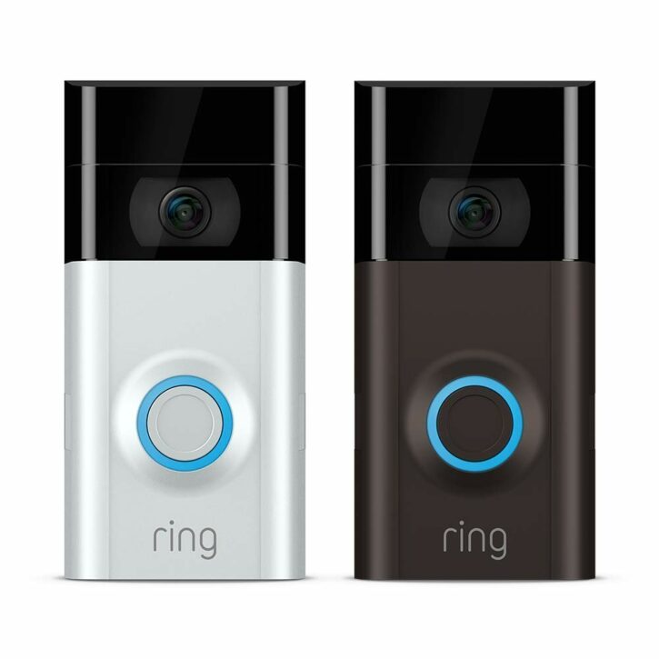 le cyber monday offre une belle promotion de 25% sur la ring video doorbell