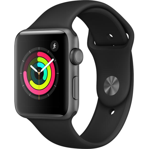 apple watch 3 à -16% pour le cyber Monday