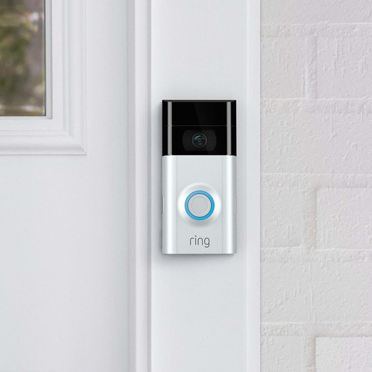 pour le cyber monday économisez 25% sur la ring video doorbell