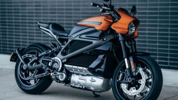 LiveWire la moto 100% électrique de Harley-Davidson