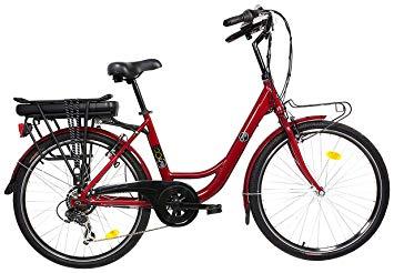 comparatif de vélo électrique, LFB Ct26 meilleur qualité/prix
