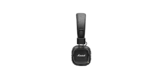 60% de réduction pour le Marshall Major II Black