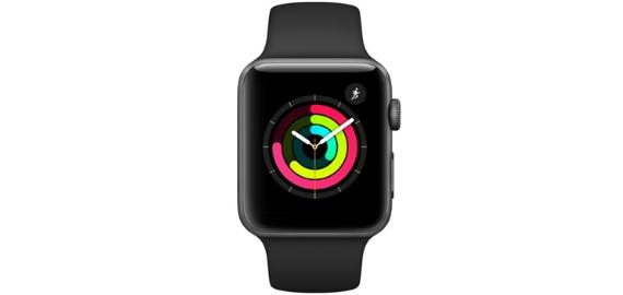 l'apple watch 3 à moins de 300€ pour le cyber monday