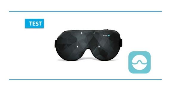 masque hypnos qui permet de vaincre addictions et peur ou de simplement se détendre