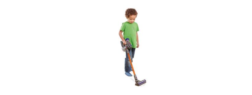 Dyson lance un aspirateur plus vrai que nature pour les enfants.