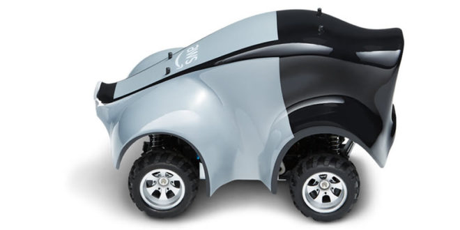 AWS DeepRacer voiture autonome Amazon intelligence artificielle