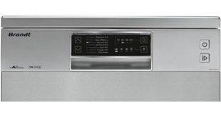 lave-vaisselle brandt en promotion chez darty pour 299€