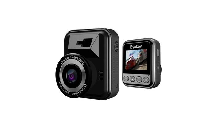 Dashcam Byakov, la plus discrète des caméras de surveillance