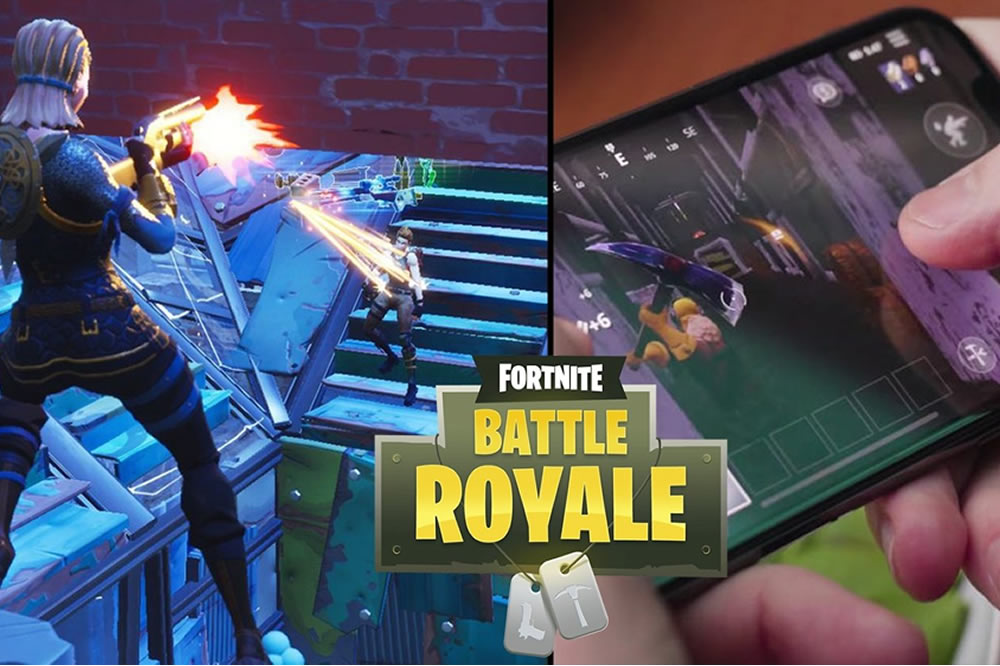 Fornite iPhone