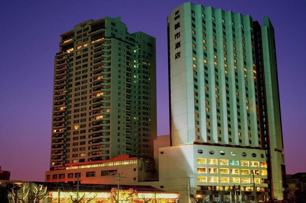 Hôtel connecté Shanghai intelligence artificielle