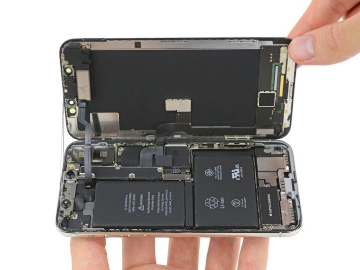 nouveau bug sur les iPhone X