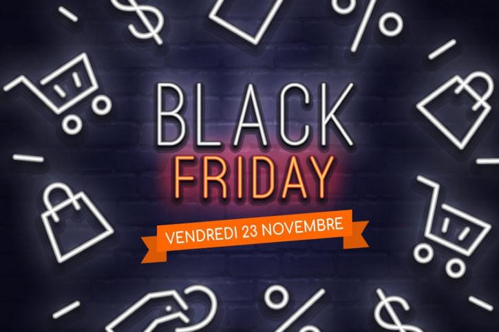 Les meileurs promotions du Black Friday 2018