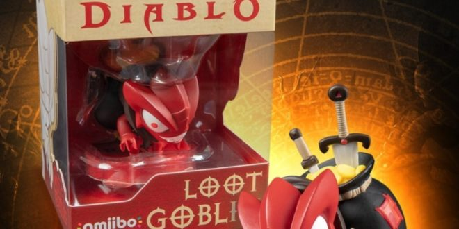 nintendo switch diablo 3 amiibo