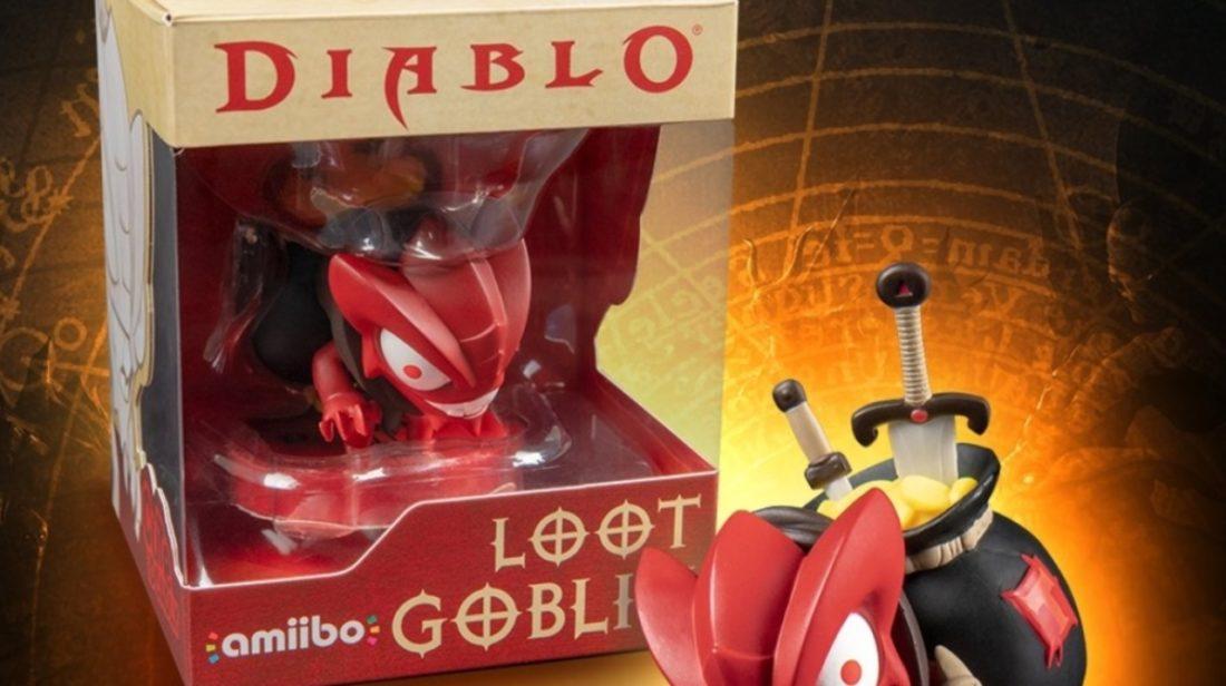Image result for Diablo 3 Switch amiibo