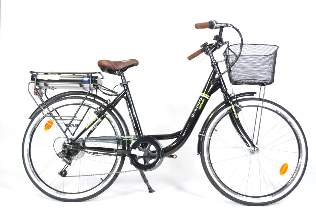 comparatif de vélo électrique, Orus E 4000 meilleur qualité/prix