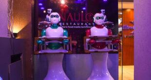 Robot serveur Ginger Népal