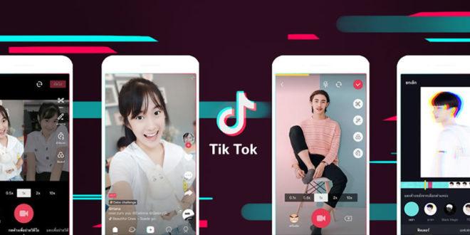 TikTok application plus téléchargée jeunes et ados