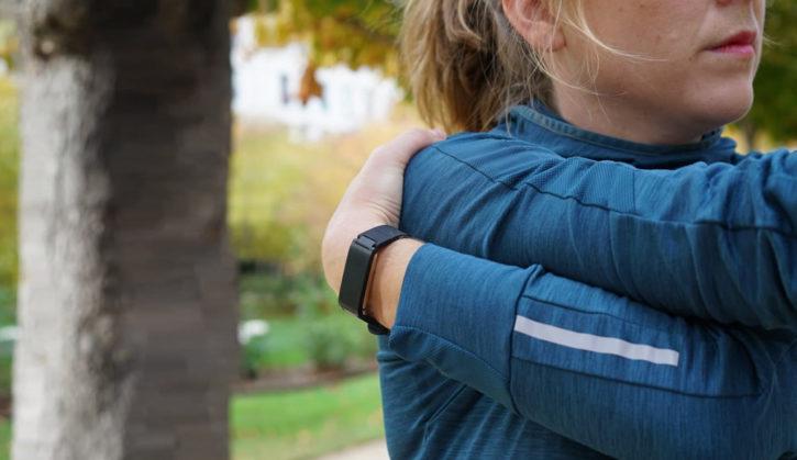 Withings Pulse HR bracelet connecté pour sportifs avec tracker d'activité