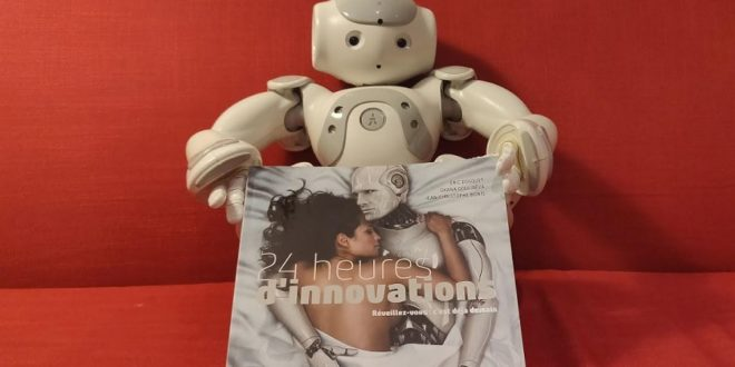 24 heures d'innovations nao