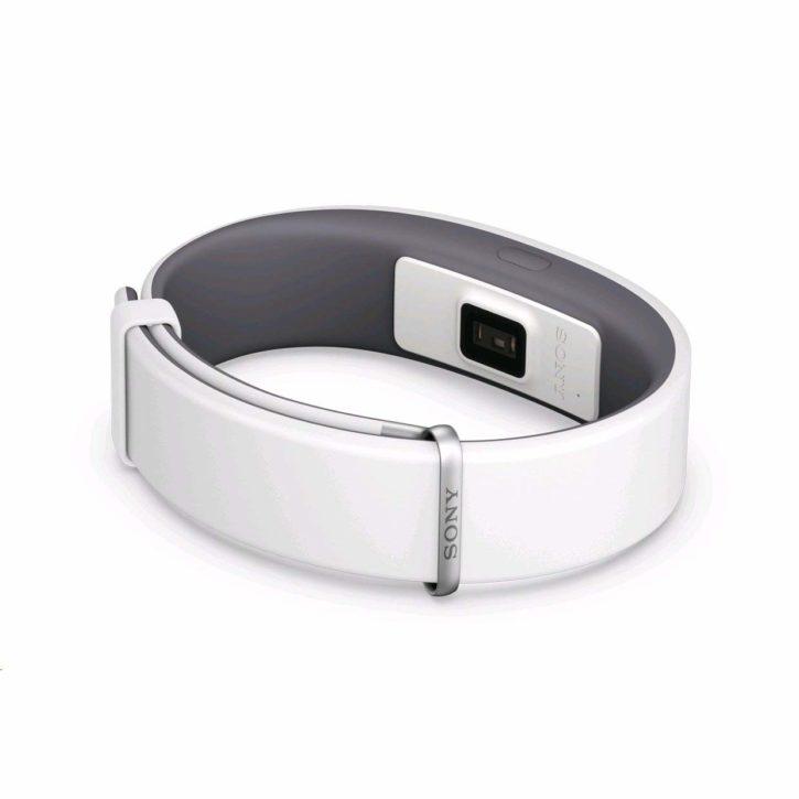 le Sony SmartBand2 mesure votre fréquence cardiaque et votre niveau de stress