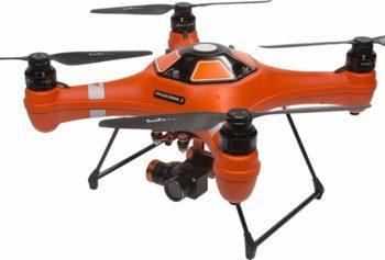 swellpro splash drone 3 le drone qui résiste à l'eau