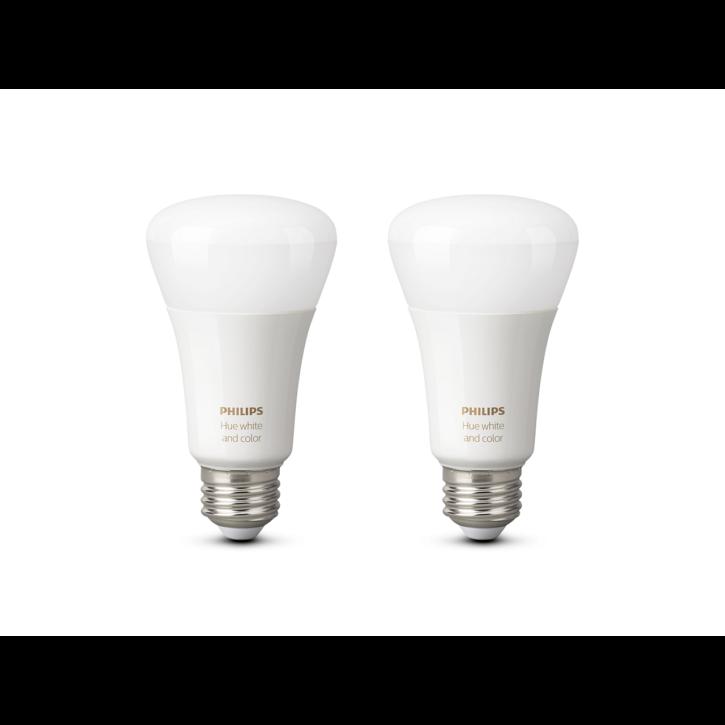 Philips Hue principale concurrente sur le marché des ampoules connectées
