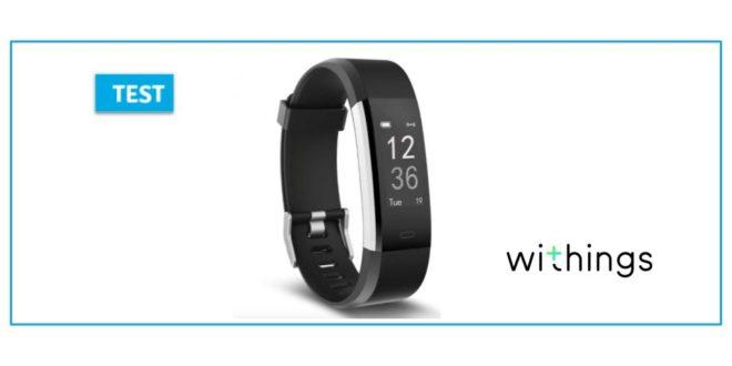 [TEST] Pulse HR : Le bracelet connecté à toute épreuve
