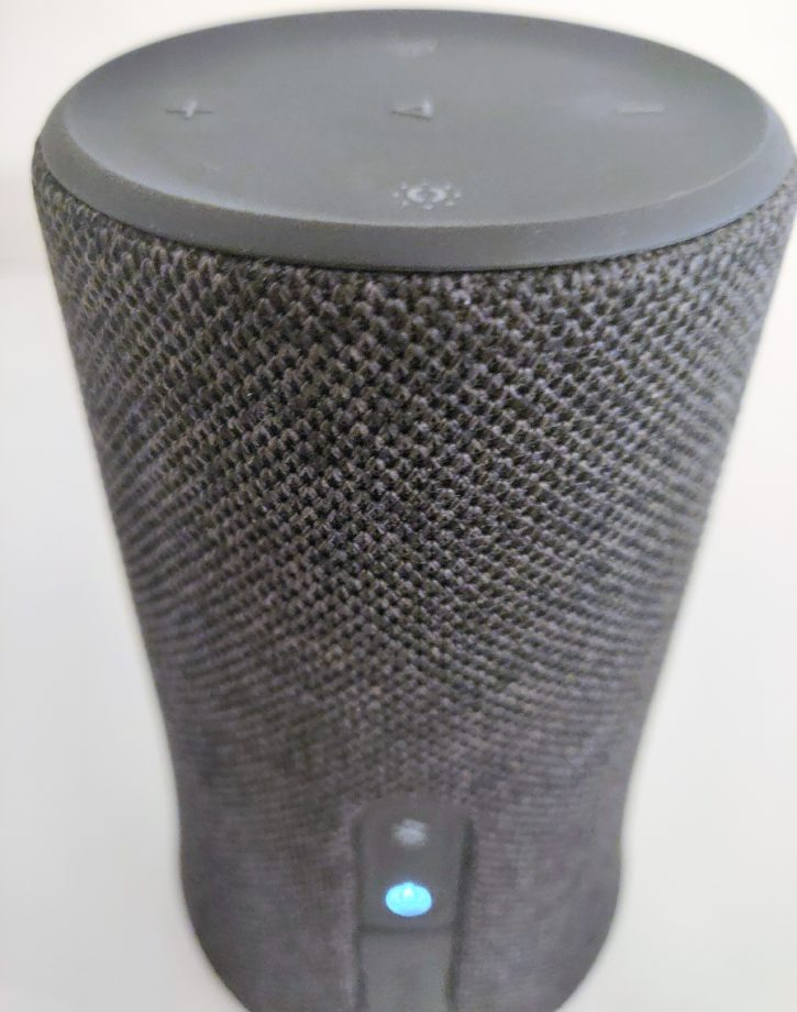 SoundCore Flare design tissu
