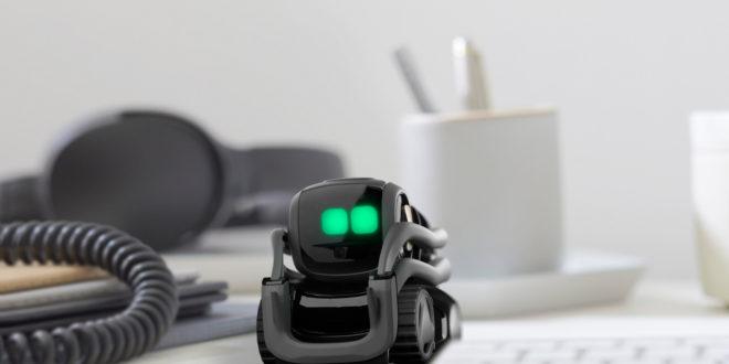 Robot Vector compatible Alexa