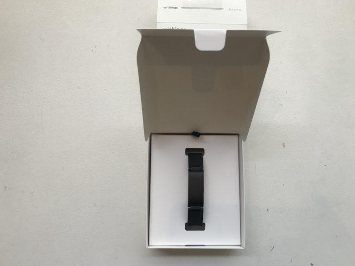 bracelet connecté pulse HR