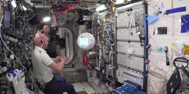 Cimon ISS Station Spatiale Internationale
