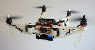 drone pliable universite de zurich