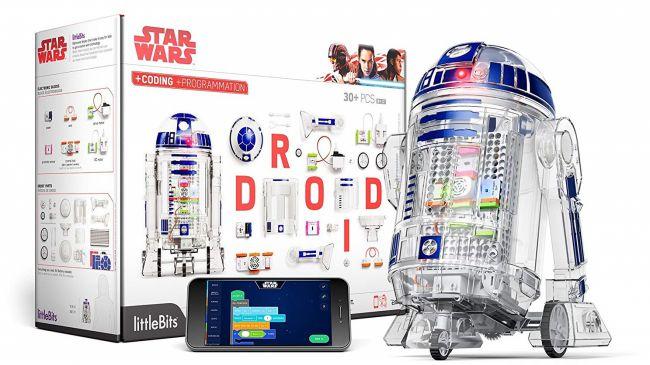 Littlebits Star Wars Doid Inentor Kit robot jouet programmable