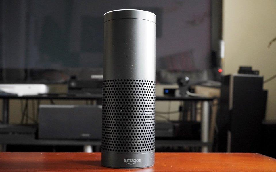 Premiers pas avec Amazon Echo