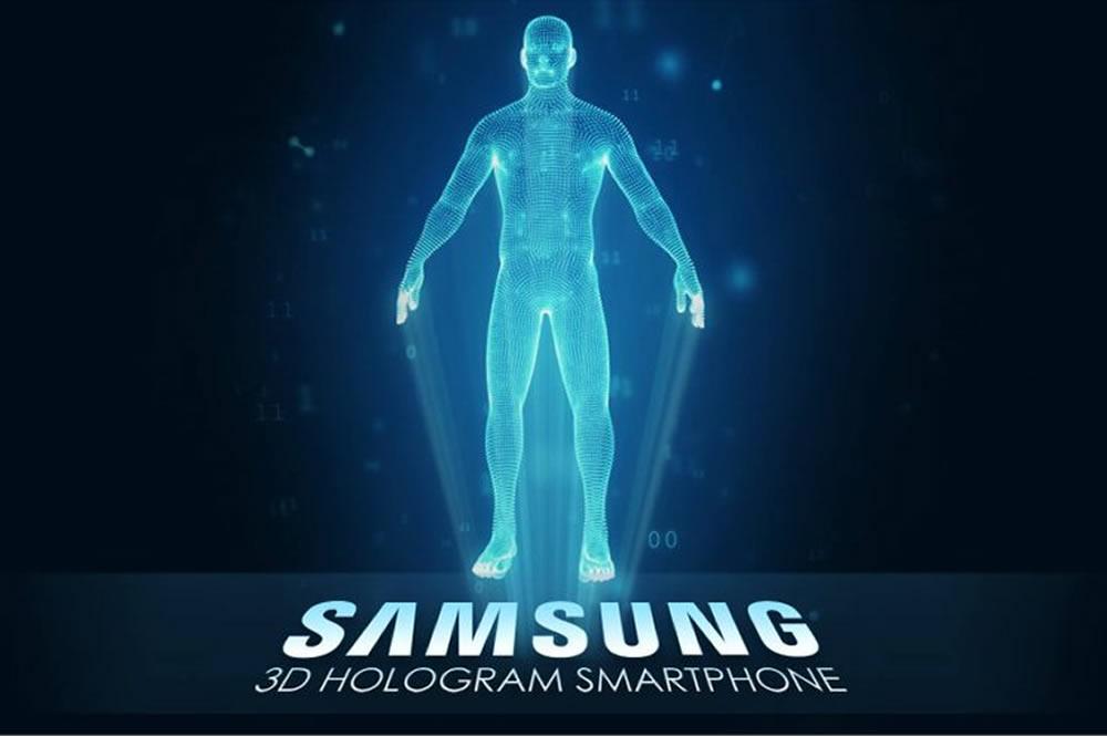 Samsung Hologramme