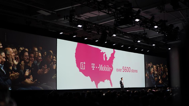 OnePlus premier téléphone 5G d'Europe