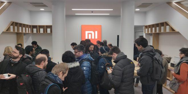 Xiaomi s'installe sur la plus belle avenue du monde